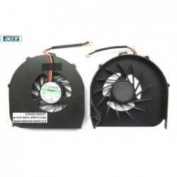 מאוורר למחשב נייד אייסר Acer Aspire 5542 5740G CPU fan SUNON MG55100V1-Q080-S99 / MG60090V1-B010-S99 Cpu Fan - 1 -