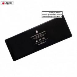 """סוללה מקורית למחשב נייד אפל צבע שחור Apple MacBook 13"""" A1185 A1181 Battery Original - 1 -"""