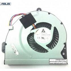מאוורר להחלפה במחשב נייד אסוס ASUS X54C K54C SERIES CPU COOLING JA0901 13GN7B1AM010FAN 13N0-L - 1 -