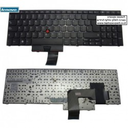 מקלדת למחשב נייד אפל Apple Macbook Pro A1226 A1260 TOP CASE PALMREST TOUCHPAD KEYBOARD - 922-8036 , 820-4308