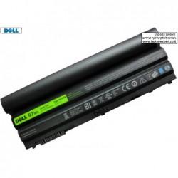 סוללה מקורית - 9 תאים למחשב דל Dell Latitude 9 Cell E5420 E5520M, E6220, E6320, E6420 ATG, XFR, E6520  87WHR Battery NHXVW FKYCH