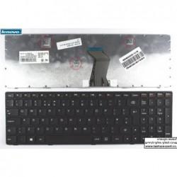 מקלדת להחלפה במחשב נייד לנובו IBM Lenovo Ideapad G400 G410 G500 G505 G510 G510A laptop Keyboard - 1 -