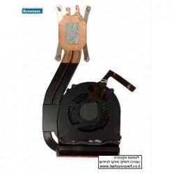 מאוורר להחלפה במחשב נייד לנובו קרבון Lenovo ThinkPad X1 Cooling Fan 04W3589, 4W3589, 60.4RQ08.001, UDQFVYH02BFD - 1 -