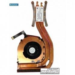 מאוורר להחלפה במחשב נייד לנובו קרבון Lenovo ThinkPad X1 Cooling Fan 04W3589, 4W3589, 60.4RQ08.001, UDQFVYH02BFD - 2 -