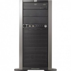 שרת יד שניה כחדש HP ProLiant ML150 G5 Server Xeon Cpu / 4GB Memory / 2 X 500GB Hard Drive - 1 -