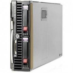 שרת בלייד יד שניה מחודש HP ProLiant BL460c Blade Server - 462873-B21 / Xeon Cpu / 4GB Memory / 2X72GB 15K SAS - 1 -