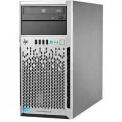 שרת חדש HP ProLiant ML310e-G8 E3-1220v2 4GB / 2X1TB / B120i DVD-3yr NDB - 470065-772 - 1 -