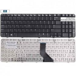 החלפת מקלדת למחשב נייד HP Compaq CQ60 / G60 Laptop Keyboard  496771-BB1 , 496771-001 - 1 -