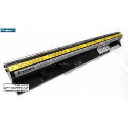 סוללה מקורית למחשב נייד לנובו Lenovo IdeaPad S400 S300 Laptop 4ICR17/65 L12S4Z01 L12S4Z01 Laptop battery - 1 -