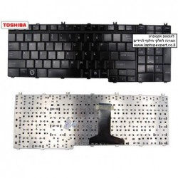 מקלדת למחשב נייד טושיבה Toshiba Satellite P200 / P305 Laptop Keyboard MP-06873US-9204, AEBD3U00150-US - 1 -