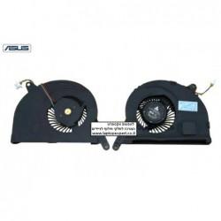 מאוור להחלפה במחשב נייד אסוס זן בוק ASUS Zenbook UX31A UX31E Series Laptop Cooling Fan 13GN8N1AM080-1 - 1 -