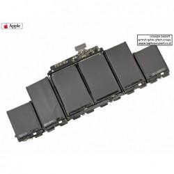 סוללה מקורית למחשב נייד אפל מקבוק רטינה APPLE A1417 BATTERY FOR MACBOOK PRO 15 A1398 2012 2013 RETINA - 1 -