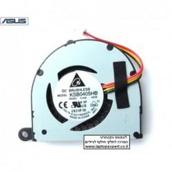 מאוורר להחלפה במחשב נייד אסוס Asus EPC 1015 1015T / 1015B / 1015PE Cpu Fan - 1 -