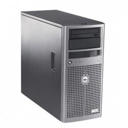 שרת דל טאור יד שניה כולל מערכת הפעלה סרבר 2003 Dell PowerEdge 840 Server 1.8GHz Dual-Core Pentium D, 4GB, 3x80GB Server 2003 - 1