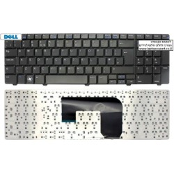 החלפת מקלדת למחשב נייד דל Dell Vostro 3700 UK ENGLISH Laptop Keyboard - 0PH0D8 - 90.4RU07.S0U - 1 -