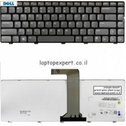 החלפת מקלדת למחשב נייד דל Dell Vostro 2420 2520 3350 3450 3460 3550 3555 3560 Keyboard - 1 -