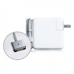 מטען מקורי למחשב נייד אפל Apple MacBook Pro Retina A1424 A1398 Magsafe2 85W 20V 4.25A AC Adapter