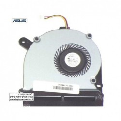 מאוורר להחלפה במחשב נייד אסוס Asus VivoBook S400 S500 Series Cooling Heatsink and Fan 13NB0051AM060-1 13N0-NUA0901 - 1 -
