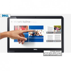 קיט מסך מגע להחלפה במחשב נייד דל Dell Inspiron 15 3521 LCD - Touch Screen with Backocer . Screen Bezel and Wifi Kit Assemblay -
