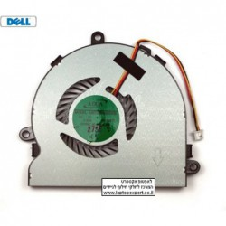 מאוורר למחשב נייד דל Dell Inspiron 15R 5521 15 3521 17R 5721 074X7K  74X7K  LAPTOP CPU FAN - 1 -