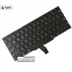 החלפת מקלדת למחשב נייד אפל מקבוק אייר Apple Macbook Air A1466 A1465 11