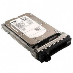 דיסק קשיח מחודש לשרת דל DELL 600GB 15K RPM SAS 3.5 INCH HARD DISK 9FN066-150 - 1 -