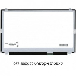 החלפת מסך למחשב נייד AUO B156XW04 V5 B156XW04 V.5 WXGA HD 40 Pin Slim LED Screen - 1 -
