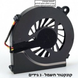 מאוורר למחשב נייד HP Pavilion g4-1000 g6-1000 g7-1000 series CPU cooling fan 3/ 4 wires - 2 -
