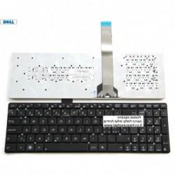 החלפת מקלדת למחשב נייד אסוס ASUS K55 A55 R500 R700 U57 A75V K75V Keyboard - 1 -