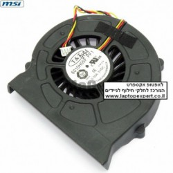 מאוורר למחשב נייד MSI Laptop Cooling fan for CX620 CR620 6010H05F 5v 0.55 - 1 -