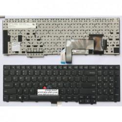 מקלדת למחשב נייד לנובו  Lenovo Thinkpad Edge Keyboard E531 E540 T540 T540p W540 Series 04Y2426 0C44991 0C45217 US Layout black -