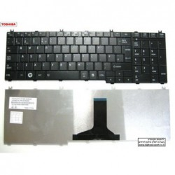 מקלדת להחלפה במחשב נייד טושיבה Toshiba Satellite L750 L750D L770 Series Replacement  Keyboard NSK-TN0SC , 9Z.N4WSC.001 - 1 -