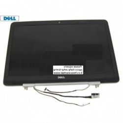 "קיט מסך קומפלט להחלפה במחשב נייד דל Dell XPS 14Z  L421x  14"" HD+ LCD Screen Display Complete Assembly W3V10, 0W3V10 - 1 -"