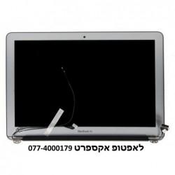"""החלפה ותיקון קיט מסך למחשב נייד מקבוק אייר  Apple MacBook Air 13"""" A1466 Mid 2013 Early 2014 661-7475 Screen assembly - 1 -"""
