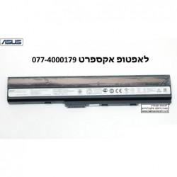 סוללה מקורית !!! 6 תאים למחשב נייד ASUS A32-K52 K52F K52J X8C X67 X5I X52 X42 P62 Laptop Battery - 1 -