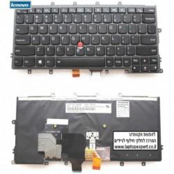 מקלדת למחשב נייד לנובו IBM Lenovo X230 X240 X240S X250 X260 keyboard 04X0177 0C43982 04X0215 - 1 -