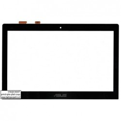 מסך טא'צ דיגיטייזר להחלפה במחשב נייד אסוס Asus Touch screen S500 N550 Q550 Q501 Digitizer - JA-DA5357SA - 1 -