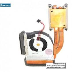 מאוורר כולל גוף קירור למחשב נייד לנובו Lenovo Thinkpad T420S Fan Cooling Heatsink Fan Fru 04W0416 Laptop - 1 -