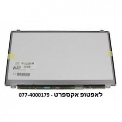 החלפת מסך למחשב נייד LP156WF4-SPJ1 (EDP 30PINS) FULL HD LED,1920X1080 GLOSSY SLIM 30PINS - 1 -