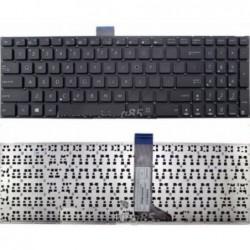 החלפת מקלדת למחשב נייד אסוס ASUS F502 F502CA ASUS X502 X502CA MP-12F53US-5281W, US layout Black - 1 -