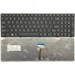 מקלדת להחלפה במחשב נייד לנובו Lenovo G770 G780 keyboard replacment 25-010793 V-117020AS1-US - 1 -