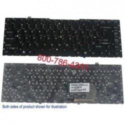 מקלדת למחשב נייד סוני - צבע שחור SONY VGN FW Keyboard 148084721 / 9J.N0U82.101 / NSK-S8101 - 1 -