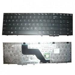 מקלדת למחשב נייד HP EliteBook 8540p 8540w Keyboard include tracking mouse 595790-001 - 1 -
