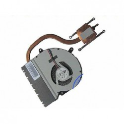מאוורר כולל גוף קירור לנייד אסוס Asus X401 KSB0705HB Cooling Fan DC5V 0.40A, Heatsink fan , -CA29, 13GN3O1AM020 - 1 -