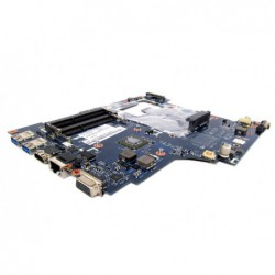 לוח למחשב נייד לנובו LENOVO IDEAPAD G585 AMD E1-1200 1.4GHZ LAPTOP MOTHERBOARD 90000582 QAWGE LA-8681 - 1 -