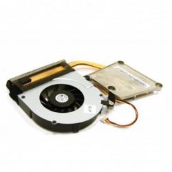 """מאוורר כולל גוף קרור למחשב נייד לנובו Lenovo Ideapad 15.6"""" G585 N585 AMD CPU Cooling Fan Heatsink AT0R5002PM0 - 1 -"""