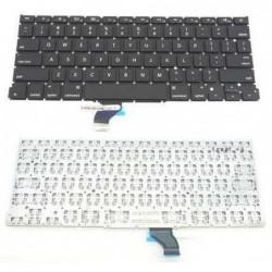 החלפת מקלדת מקורית למחשב נייד אפל מקבוק פרו APPLE Macbook Pro A1502 US Keyboard - 1 -