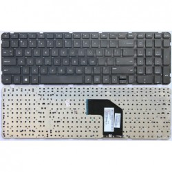 מקלדת למחשב נייד  HP Pavilion G7-2000 G7-2200 Black US Laptop Keyboard 682748-001 697477-001 699146-001 685126-001 - 1 -