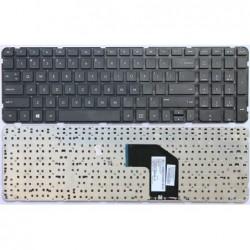 מקלדת למחשב נייד  HP Pavilion G7-2000 G7-2200 Black US Laptop Keyboard 682748-001 697477-001 699146-001 685126-001 - 1 -