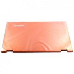 גב מסך להחלפה למחשב לנובו יוגה צבע כתום Lenovo Ideapad Yoga 13 LCD Orange Back Cover Assembly 11S30500200 - 1 -